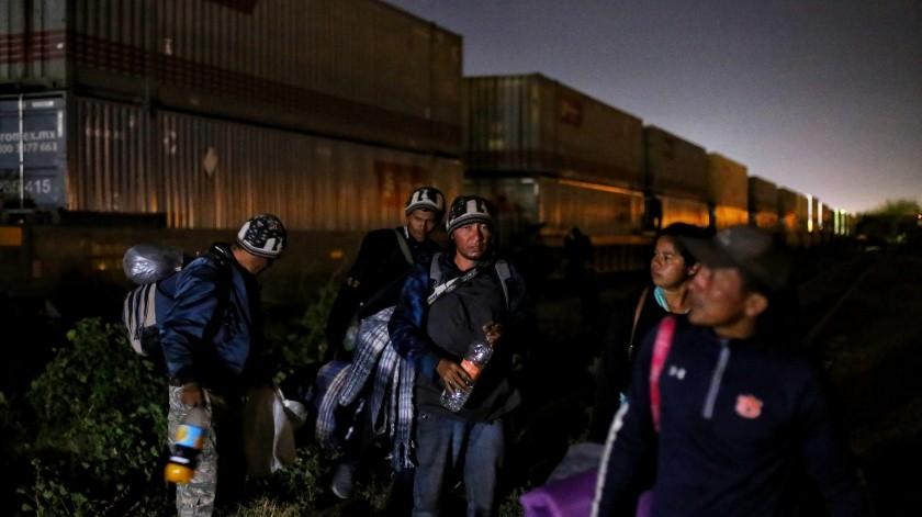 Albergues a tope con 4 mil migrantes(José María Cárdenas)
