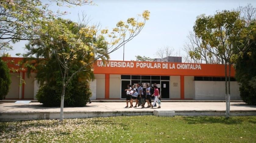 La Universidad Popular de la Chontalpa no ha informado si ellos fueron demandados por la Secretaría de la Función Pública.(Google Maps)