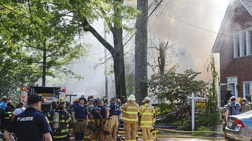Hombre muere tras quemar su casa el día de la boda de su hija(AP)