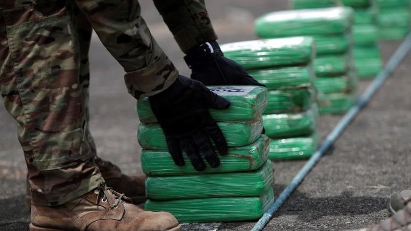 Más de mil 500 paquetes de cocaína son decomisados en Panamá(EFE)