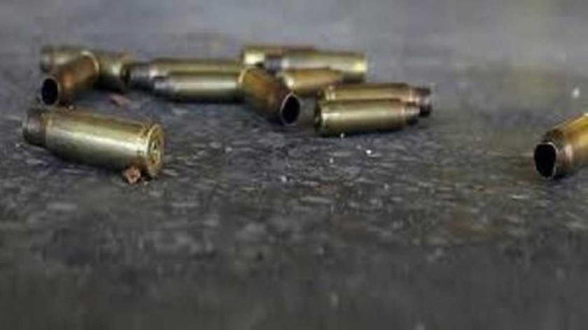 La agresión armada se registró ayer en la colonia Villas de Rey en Ciudad Obregón.(Banco Digital)