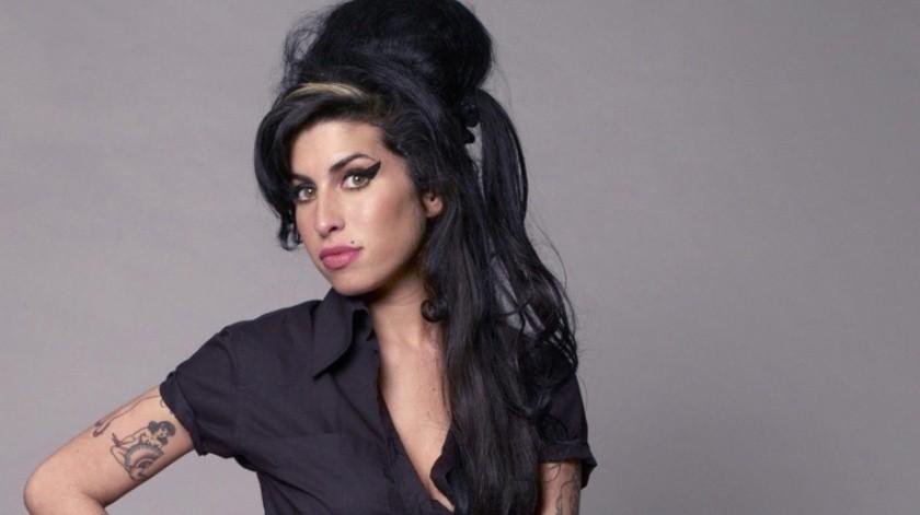 Amy Winehouse cumpliría 36 años(Tomada de la Red)