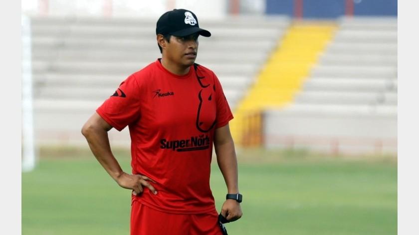 El director técnico del equipo dijo sentirse tranquilo en la cuestión ofensiva.