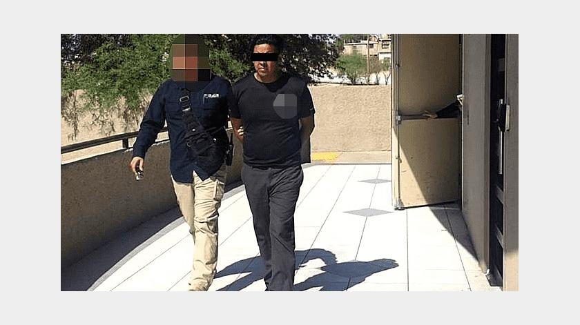 Maestro de escoltas de secundaria es arrestado por pederastia(Cortesía)