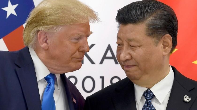 Inician negociaciones comerciales entre China y Estados Unidos(AP)