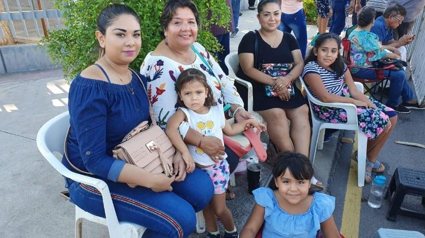 Los Gastélum Piri llevan a México en la piel(Jorge López)