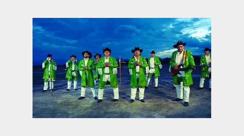"""Luego de 22 años de formar parte de la Banda Machos, Pepe Guardado, se aventura a lanzar su propio proyecto ahora bajo el nombre de Banda Mach, sin la """"os"""" y ellos estarán en el teatro del pueblo esta noche de martes.(Cortesía)"""