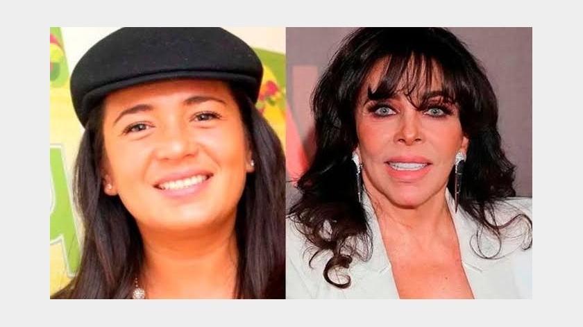 Yolanda Andrade sigue defendiendo su postura y versión con respeto a su boda con Verónica Castro, y a pesar de que ha manifestado ya no querer seguir hablando del tema, ahora sorprendió al asegurar que la madre de Cristian Castro es homofóbica.(Tomada de la red)