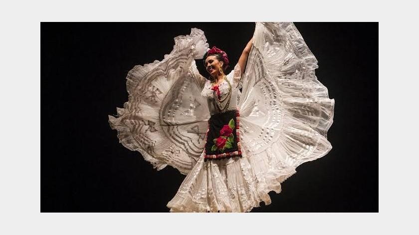 El Ballet Folklórico de México de Amalia Hernández, fundado en 1952, será galardonado por la Fundación ISVE Guerrero.(Tomada de la red)