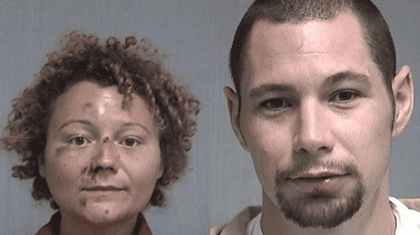 Megan Mondanaro y Aaron Thomas(Oficina del Sheriff del condado de Nassau)