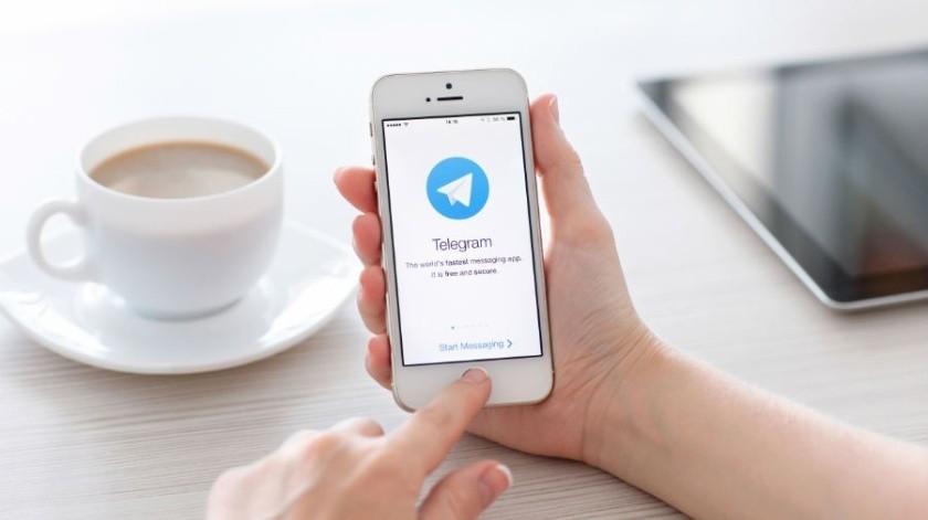 Nueva actualización de Telegram(Tomada de la Red)