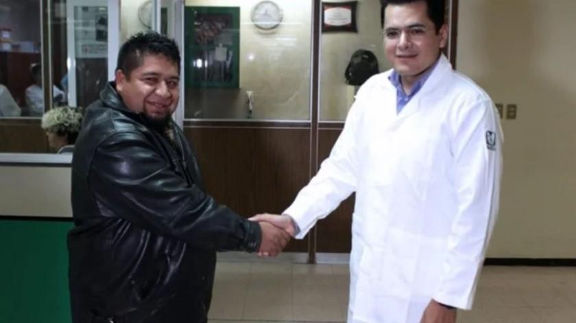 "IMSS reconstruye cara a ""Memo"" tras tumor(GH)"