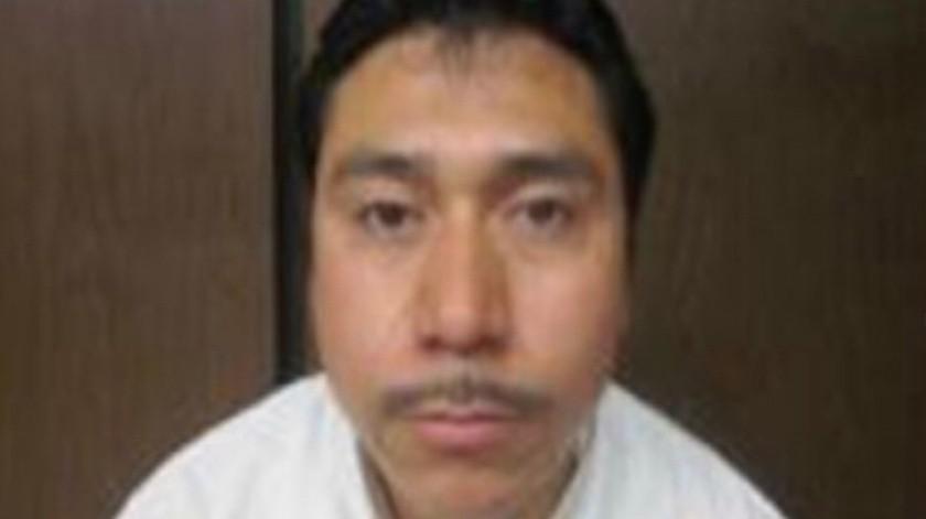 Guatemalteco detenido en Imperial resultó ser delincuente sexual(Cortesía)