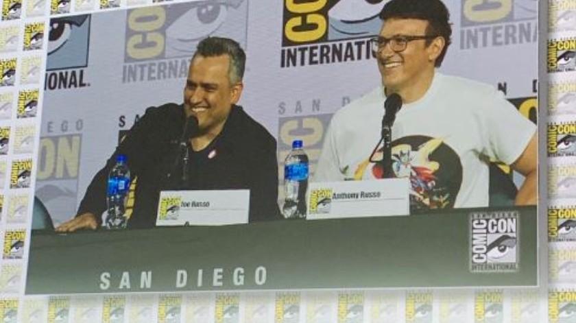 Hermanos Russo en la Comic Con de San Diego.