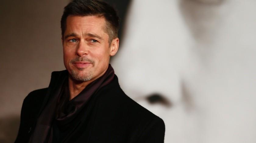Brad Pitt se casó con Angelina Jolie en 2014 y se divorció en 2016.