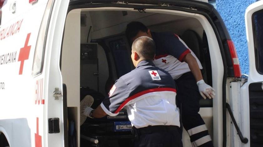 Asesinan a agrónomo; choca a taxis tras perder la vida(GH)