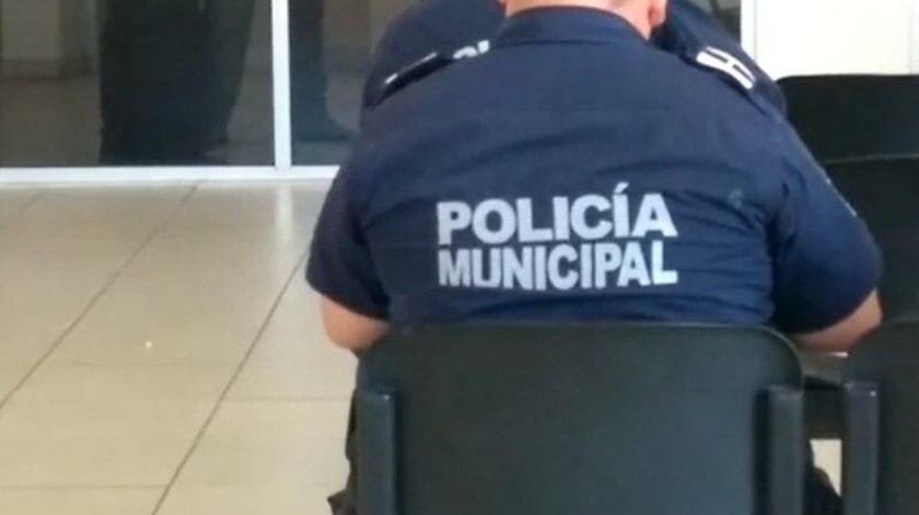 Policías capturan a uniformado vinculado con crimen(GH)