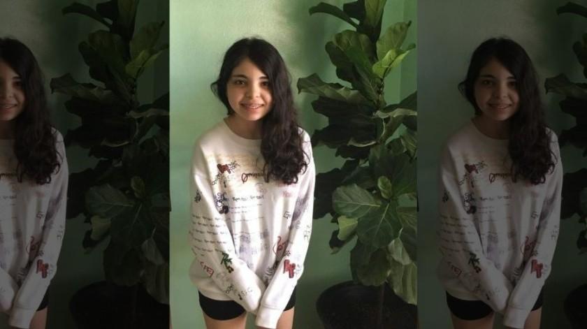 La familia de la adolescente está preocupada porque Alicia es autista y estaba en tratamiento.(Jessica Núñez)