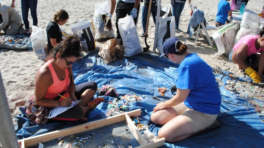 El año pasado se recolectaron más de 30 toneladas de basura(Jayme García)