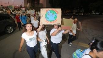 Hermosillo se une a la Huelga Climática Global