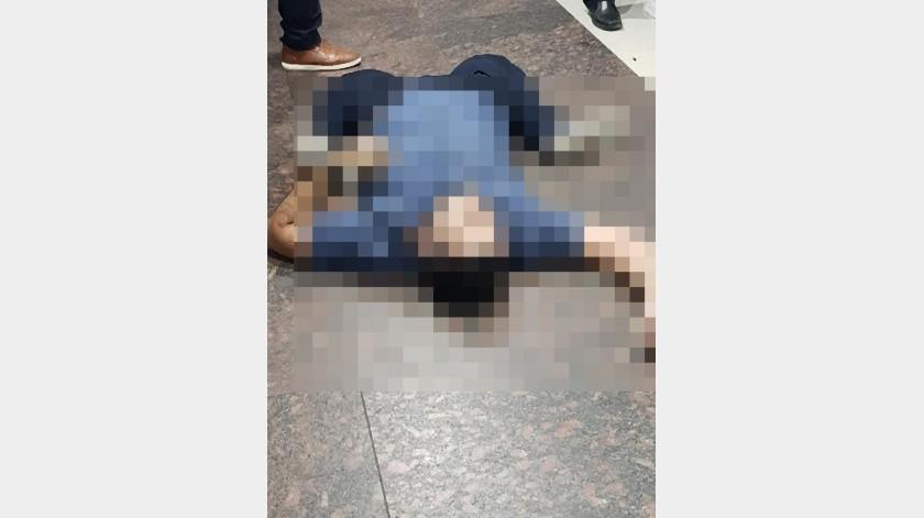 El ahora occiso había sido detenido por elementos de la Policía Estatal Preventiva (PEP) en octubre de 2018 en la colonia Chapultepec, cuando portaba armas de fuego con cartuchos.(Cortesía)