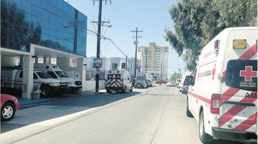 En lo que va del año se han registrado 345 accidentes automovilísticos, 131 de ellos ocurrieron durante el periodo de verano, siendo la causa principal el exceso de velocidad, informó Carlos Mendoza, comandante de Ambulancias de la Cruz Roja Rosarito.