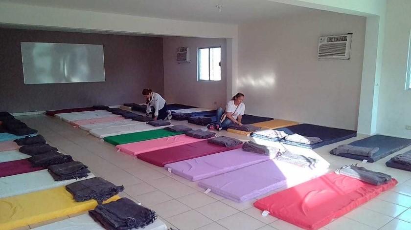 """Navojoa tiene listos albergues por el paso del huracán """"Lorena""""."""