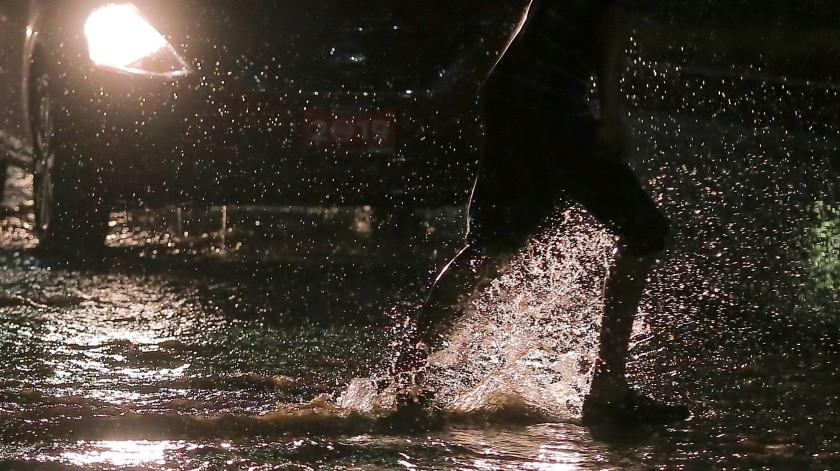 Las lluvias llegarían alrededor de las 15:00 horas, para lo que ya sesionó el Consejo Municipal de Protección Civil.(Banco Digital)