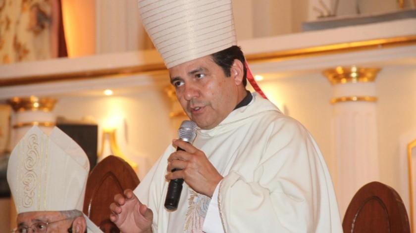 El papa Francisco designó a monseñor Faustino Armendáriz Jiménez en el cargo.(Gamaliel González)