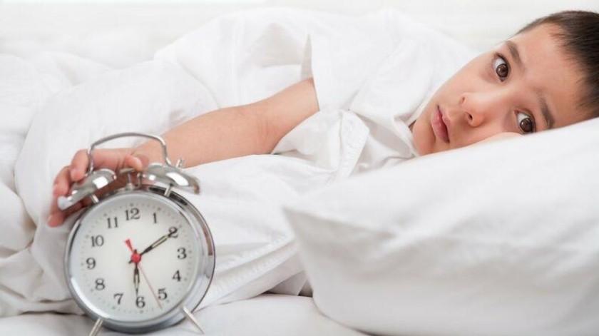 Dormir poco detona el estrés en los niños(BANCO DIGITAL)