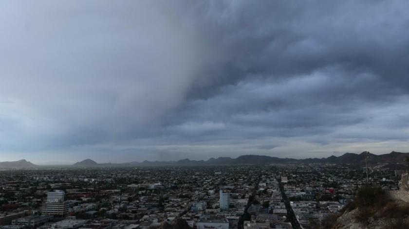 Se espera un descenso en las temperaturas para el estado de Sonora.