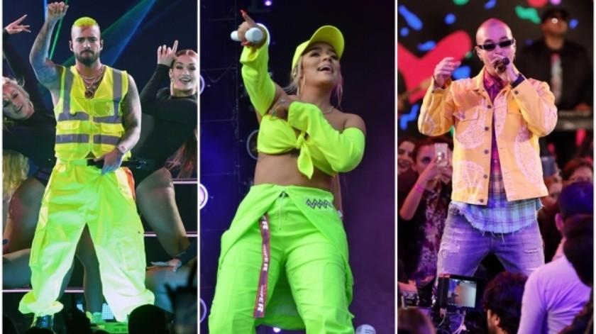 """Indigna a reguetoneros """"desprecio"""" en Latin Grammy(GH)"""