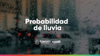 La Unidad Municipal de Protección Civil del XXII Ayuntamiento que preside Marco Novelo, informa que seguirán los chubascos con tormenta eléctrica en la zona urbana y zonas altas de Ensenada.