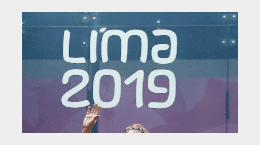 """Panam Sport confirmó que estos atletas """"han sido descalificados de los Juegos, han perdido sus medallas y sus resultados fueron eliminados"""".(AP)"""