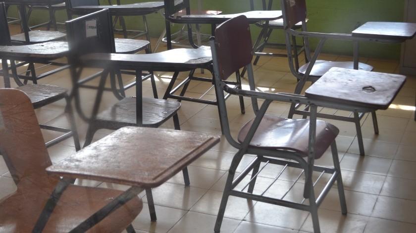 Sí habrá clases mañana jueves en Mexicali(Archivo)
