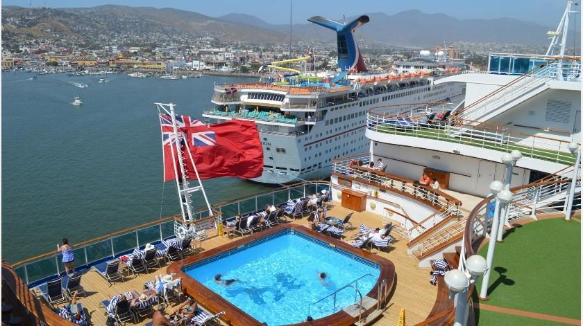 La Secretaría de Turismo del Estado (Ssecture),informó que en octubre se tienen programados el arribo de 24 cruceros, con lo cual se estima una captación de más de 2.5 millones de dólares de derrama económica.