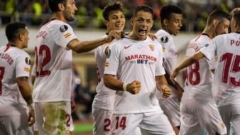 Gol de 'Chicharito', de los mejores de la Jornada 1 de la Europa League