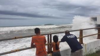 Ciclón tropical podría impactar en Guaymas