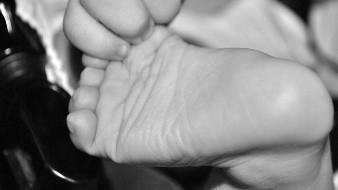 El bebé tenía seis meses de edad.