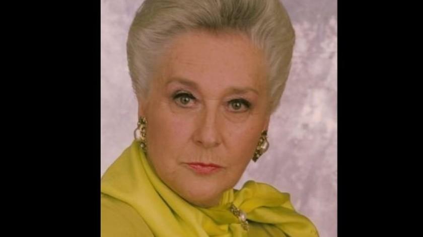 Quien dejara la carrera de odontología por la actuación también fue reconocida como una de las mejores dobladoras de voz en el país.(IMDb)