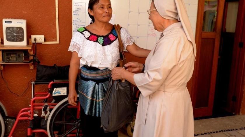 Desde sus inicios, el hospital ha estado sujeto a los conflictos sociales de la región.(EFE)
