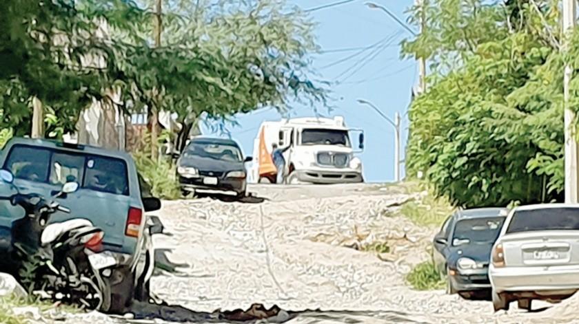 Lluvias afectan calles y el servicio de recolección de basura(Jorge López)