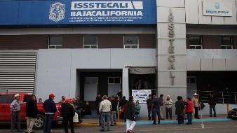 Con la cartera vacía se declara Issstecali para pagar pensiones