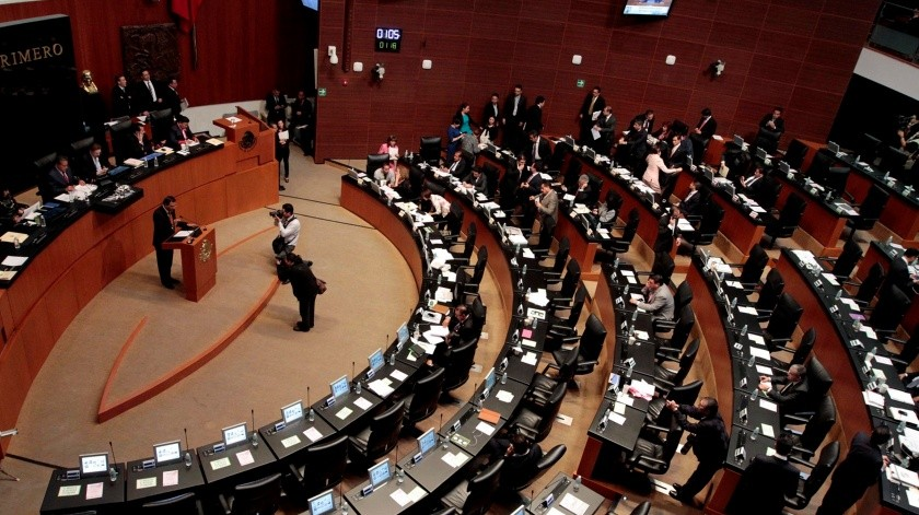 Senado de la República.(Notimex.)