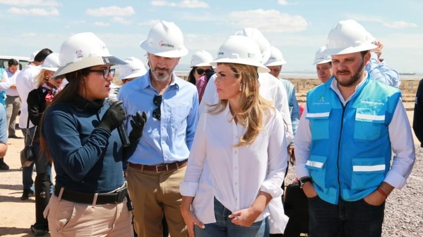 Realiza CPA visita a planta fotovoltaica