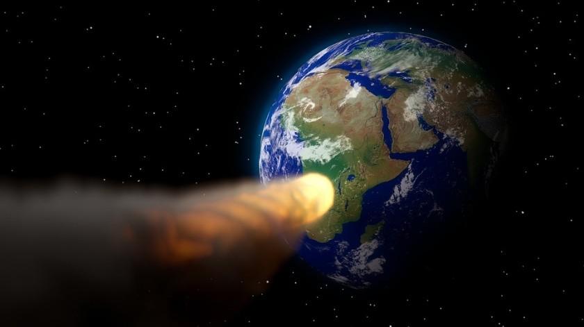¿Estamos a salvo? Esto dice la NASA sobre el asteroide que impactaría la tierra(Pixabay)