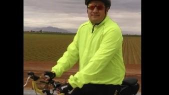 Cuerpo del ciclista Emeterio sigue en Imperial