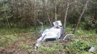 Muere piloto tras desplome de helicóptero de la Fuerza Aérea