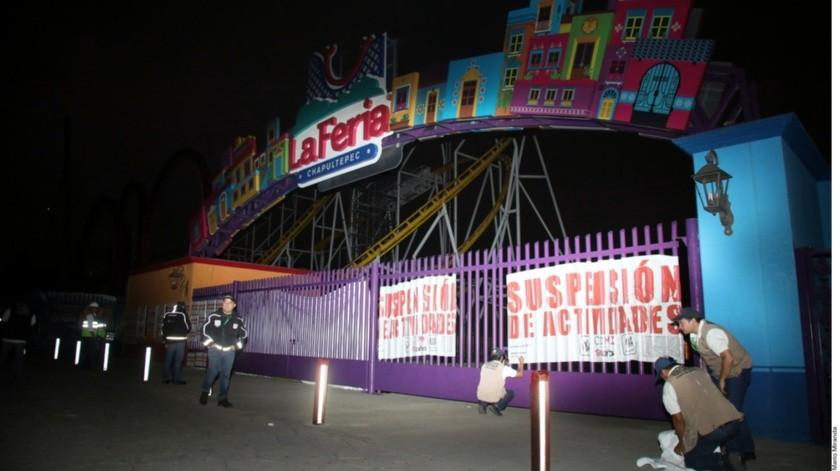 La Feria de Chapultepec(Agencia Reforma)