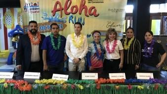 """En rueda de prensa se dieron a conocer los detalles de """"Aloha Run""""."""
